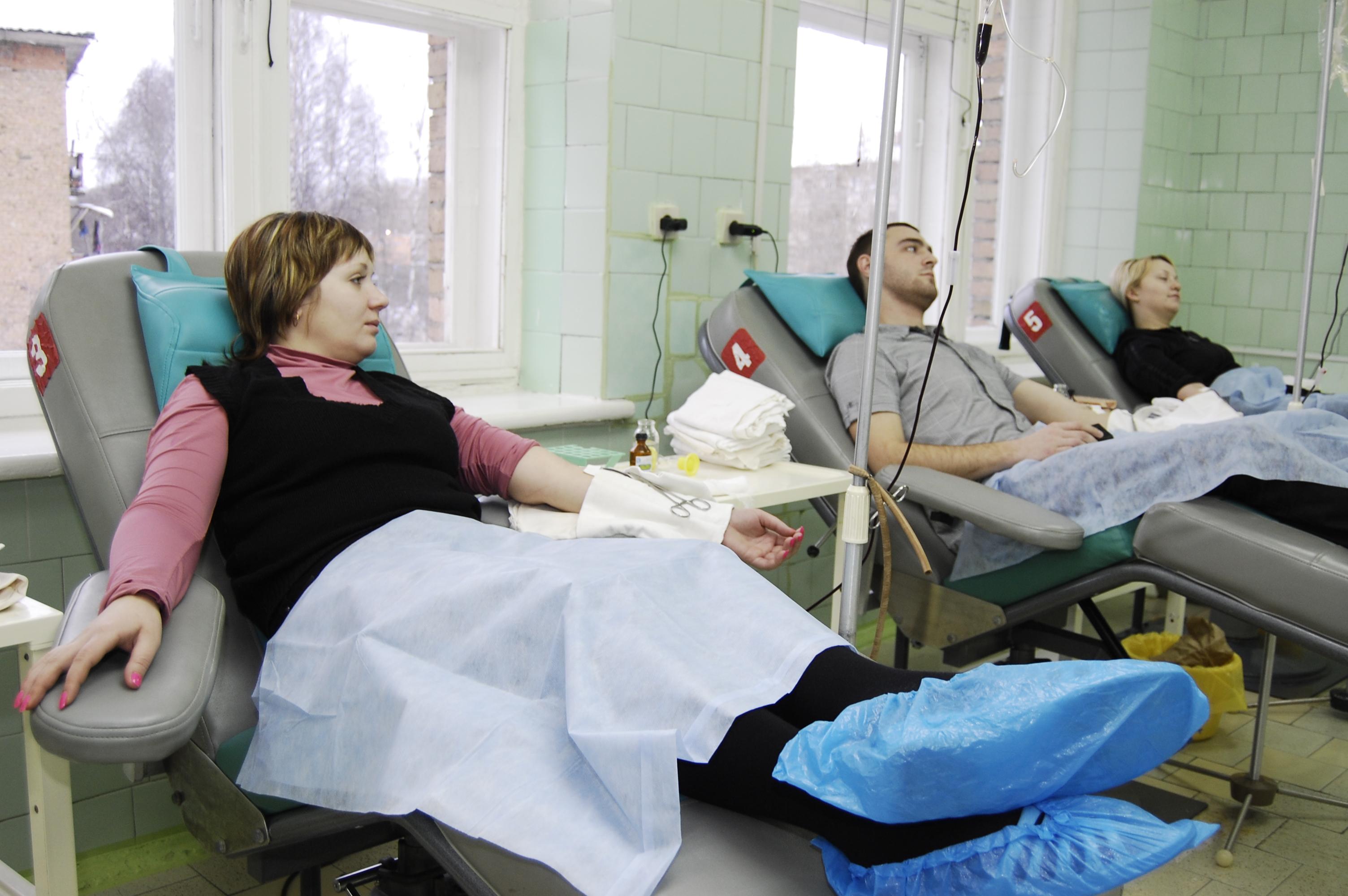 Rusyada kemik iliği donörü nasıl olunur