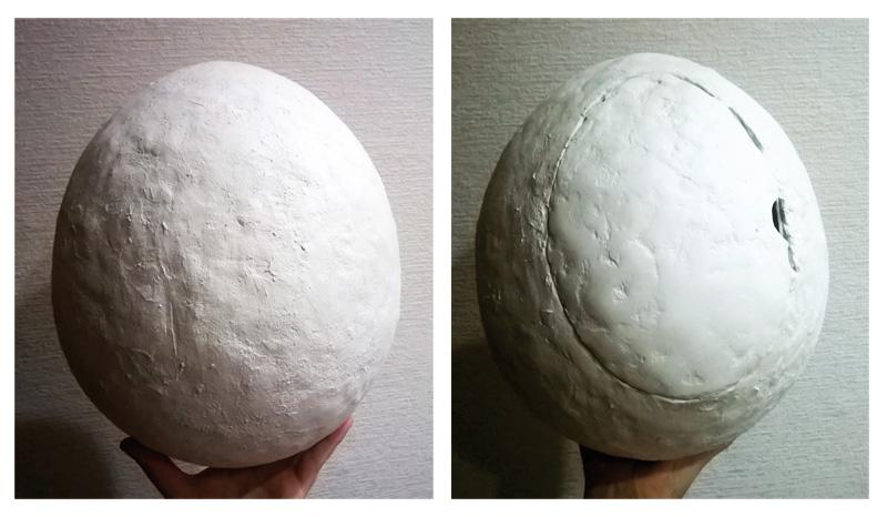 Большой Киндер Сюрприз своими руками: изделие из папье-маше, мастер-класс по изготовлению подарка
