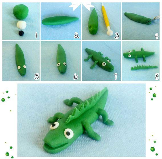 Plasticineden plasticine - çocuklar için heyecan verici bir ders